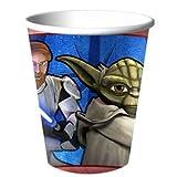 : Hallmark Star Wars: The Clone Wars 9 oz Cups - 8 ct