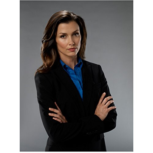 Blue Bloods Bridget Moynahan as Erin Reagan-Boyle Looking Sharp Arm Crossed 8 x 10 Inch Photo