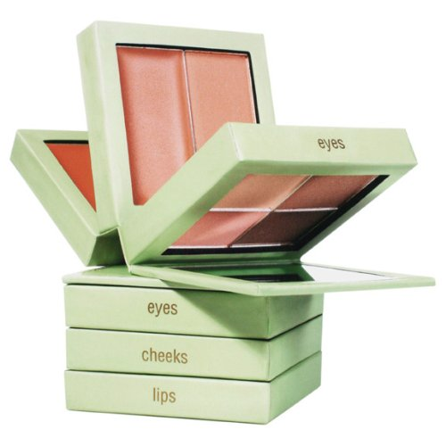 Natural Mineral Kit – No.3 St. Tropez 4x Eye Color 2x Cheek Color 2x Lip Gloss – Pixi – MakeUp Set – Natural Mineral Kit – 17g 0.6oz