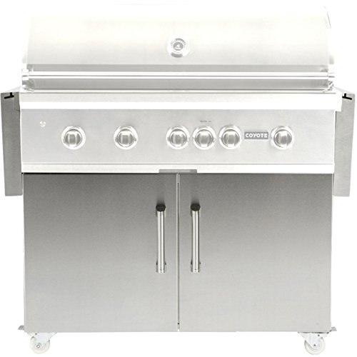 Coyote Grill Cart For 42-inch Gas Grills - C1s42ct by Coyote