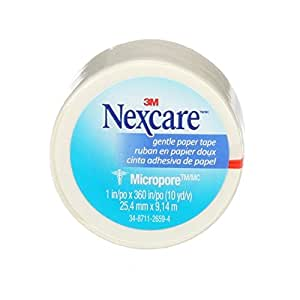 Amazon Com Nexcare Tattoo Waterproof Bandage 20 Count
