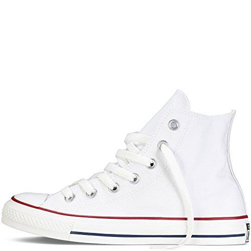 Bianco Unisex 1j793 Can Converse Charcoal Hi Sneaker As erwachsene BqgPnw87Xx