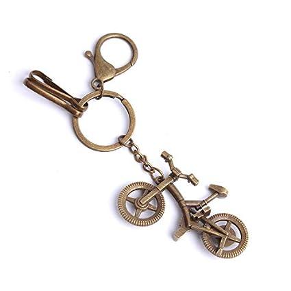 hsy Llavero de Metal, Llavero de Bicicleta de Dibujos ...