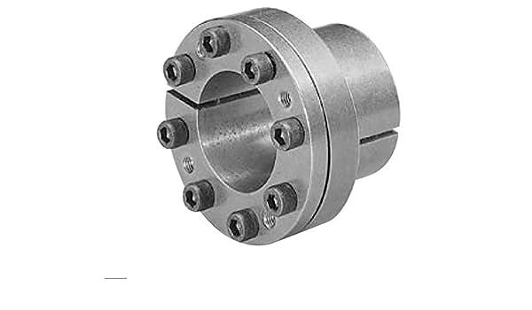 Lovejoy 350 Series Shaft Locking Device Split Ring 50 mm Shaft Diameter x 57mm Outer Diameter of Shaft Locking Device 344 ft-lb Maximum Transmissible Torque