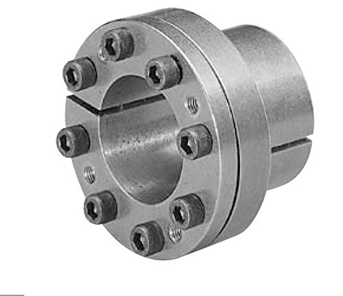 Lovejoy 1900 Series Shaft Locking Device, Metric, 40 mm shaft diameter x 53mm outer diameter of shaft locking device, 673 ft-lb Maximum Transmissible Torque