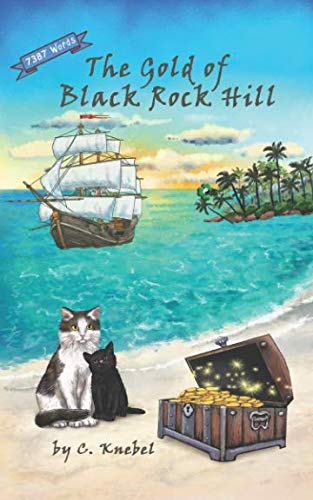 The Gold of Black Rock Hill: Decodable Chapter Books for Kids with - Decodable Book