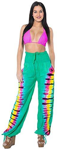 baggy-pockets-rayon-tie-dye-green-women-lounge-sleepwear-swimwear-pajama-pant-valentines-day-gifts-2