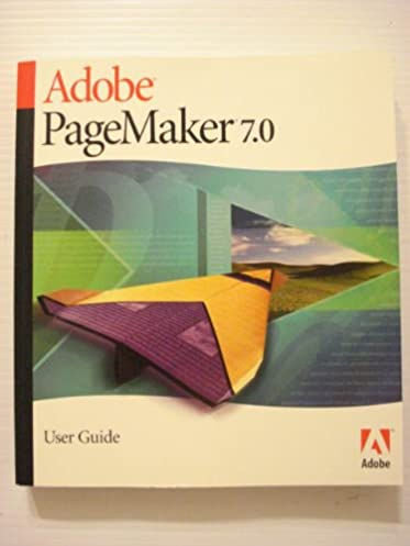 adobe pagemaker 7 0 user guide adobe creative team adobe creative rh amazon com Adobe InDesign Adobe InDesign
