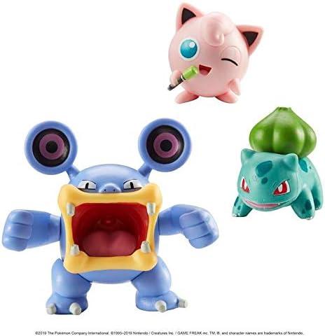 Ritzy Rollerz 95155 Pokemon-Battle paquete de 3 figuras Wave 3 personajes enviados al azar, Multi , color/modelo surtido: Amazon.es: Juguetes y juegos