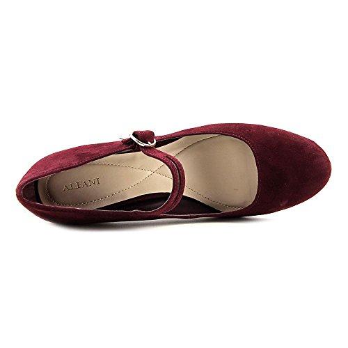 Malbec Pumps Toe Jane Ankle Closed Mary Hillaree Alfani Leather Womens Strap 6nqzxwxvPA