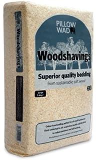 Thoroughbred Softwood Shavings 20kg - DUST FREE: Amazon co