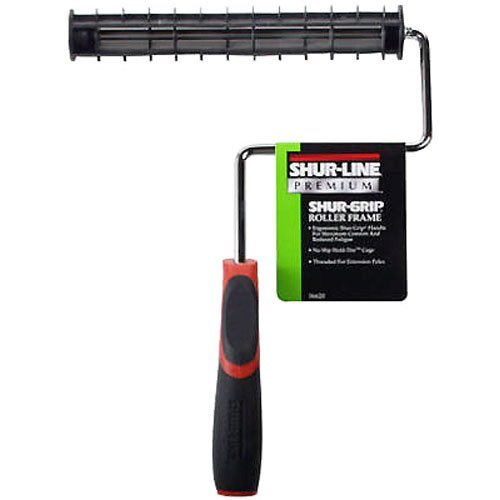 Roller Cage Frame - Shur-Line 6620 9-Inch Premium Sure-Grip Roller Frame