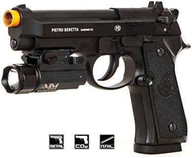 Elite Force Beretta M92 A1 Semi/Auto Co2 Blowback Pistol Airsoft Gun (Black) - 10162031 , B074NCMMP9 , 285_B074NCMMP9 , 0 , Elite-Force-Beretta-M92-A1-Semi-Auto-Co2-Blowback-Pistol-Airsoft-Gun-Black-285_B074NCMMP9 , fado.vn , Elite Force Beretta M92 A1 Semi/Auto Co2 Blowback Pistol Airsoft Gun (Black)