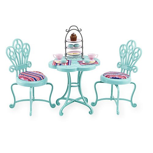 Journey Girls Bistro Table Set (Large Image)