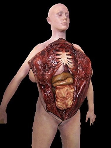 BACK FROM THE GRAVE Complete Female Autopsy Cadaver | Halloween Prop The Walking Dead Cadaver Haunted House -