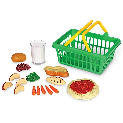 Learning Resources Healthy Dinner Basket -