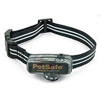Collar receptor PetSafe Elite para perros pequeños para cercado en el suelo, para perros de más de 5 lb, impermeable con tono y estimulación estática