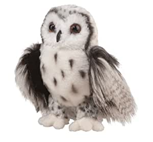 Cresent Silver Owl