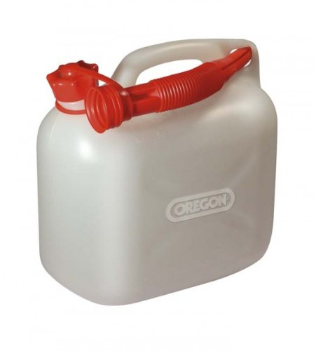 Oregon Bid/ón de gasolina combustible Bid/ón 5litros con vertedor