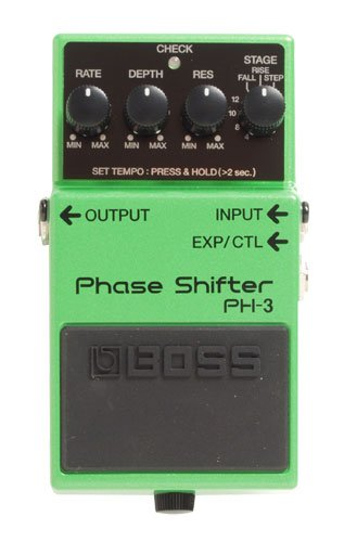 Boss Ph-3r Phaser Black Label Made in Japan with Box - Shop Hugo Boss