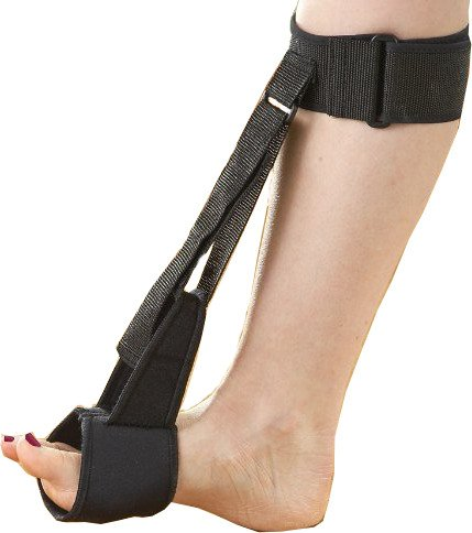 DuraCare Plantar Fascitis Splint & Arch Support For Daytime Relief 2pc System