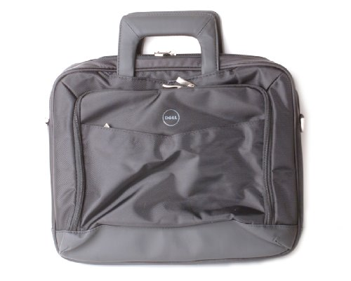 Original Dell 74NVT 35,6cm Zoll schwarz Nylon Pro Business Arbeit Laptop Notebook Tragetasche Tasche Kompatible Teilenummern: 74NVT, 074NVT