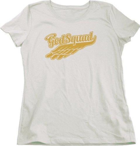 Ann Arbor T-Shirt Co. Women's Godsquad Cut T-Shirt