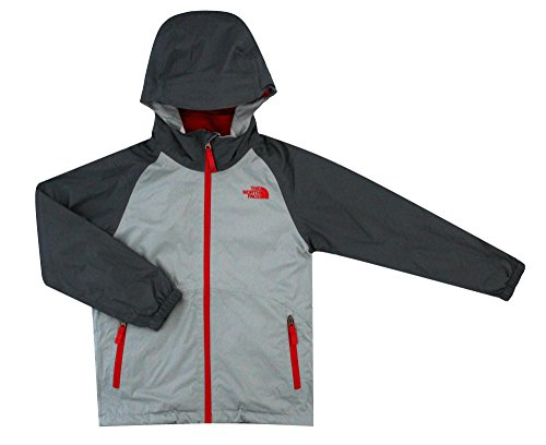 THE NORTH FACE WILL spring / fall youth BOYS TRICLIMATE JACKET (M 10/12, Vanadis grey/red) by The North Face