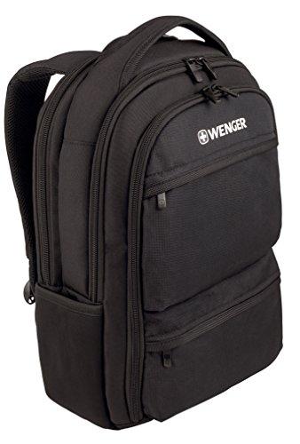 Wenger Fuse 15.6-inch Laptop Backpack with tablet/eReader Pocket