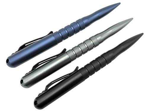 Practical Tactical Pen for Self Defense- Survival Multitool, Elegant Ballpoint Pens Designed for Quick Protection…