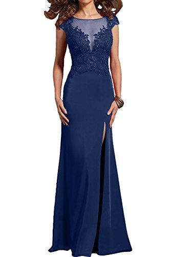 Ivydressing - Vestido - Estuche - para mujer azul marino