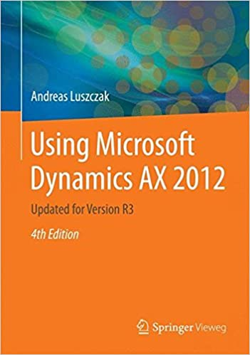Dynamics pdf 2012 microsoft ax