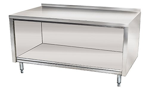 Winholt STCT-B15-2484 Enclosed Base Table, 1-1/2
