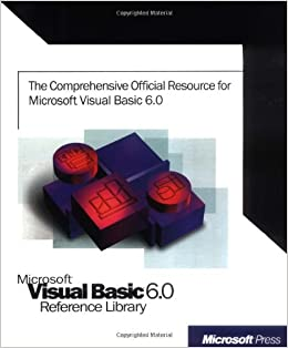 Microsoft Visual Basic 6 0 Reference Library: Microsoft