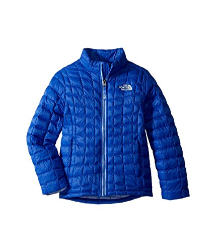 The North Face Girls Thermoball Full Zip Jacket - Dazzling Blue - M