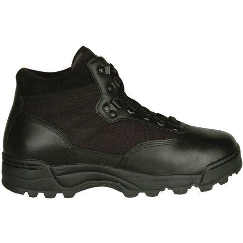 Original Swat Classic 6in Wide Tactical Boots, Black, Size 1