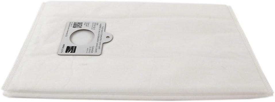 Kenmore 50557 Vacuum HEPA Cloth Bag, Type C and Q, 2-Pack Genuine Original Equipment Manufacturer (OEM) Part