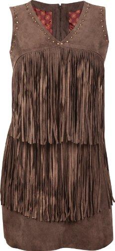 Durango Clothing Co. DLC0005 Women's Kachina Dress Drb, LR DRB Size Large