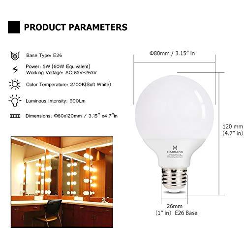 Hansang St58 Led Bulb At Electric21