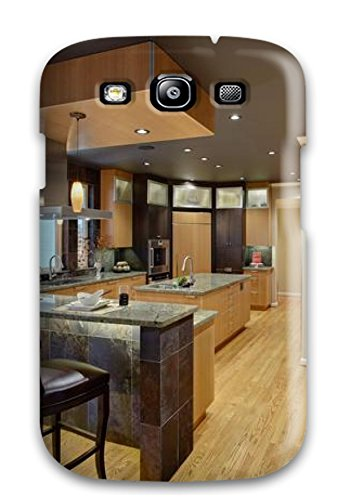 for-galaxy-s3-tpu-phone-case-covercontemporary-kitchen-with-black-ceiling-and-slate-tiles