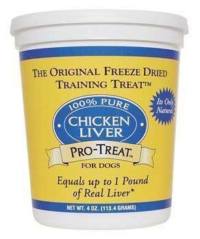 Freeze Dried Chicken Liver 3 (Pro Treat Liver)