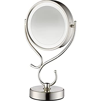 Amazon Com Ottlite Natural Daylight Makeup Mirror 5x 1x