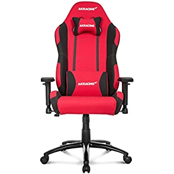 AKRacing Prime Series Premium Gaming Chair with High Backrest, Recliner, Swivel, Tilt,