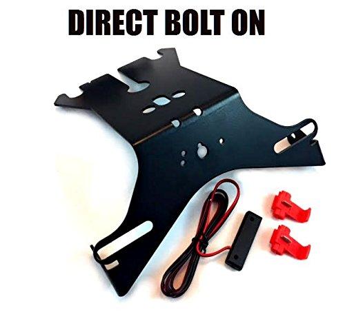 Fender Bolt Kit - 9