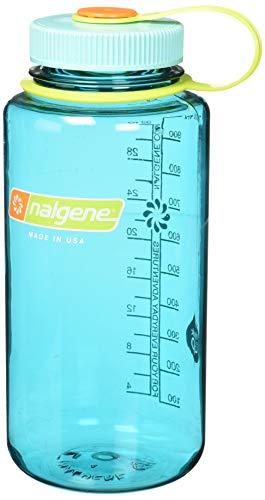 Nalgene Retro 32oz Water Bottle Blue, Bright Green & Orange