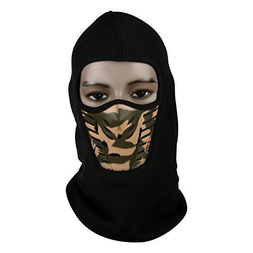 Fontic Multi purpose Balaclava Windproof Camouflage