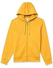 Amazon Essentials Heren Sweatshirt Full-Zip Hooded Fleece Sweatshirt