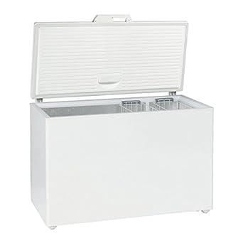 Congelador arcón 380 litros), color blanco: Amazon.es: Grandes ...