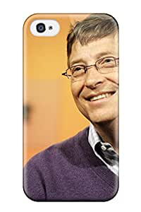 Mary P. Sanders's Shop Ideal Case Cover For Iphone 4/4s(bill Gates), Protective Stylish Case