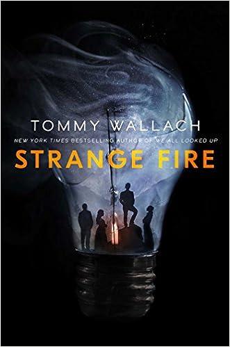 Strange Fire (The Anchor & Sophia)